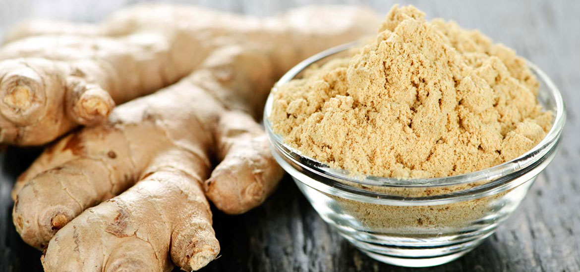 Dry ginger powder manufacturers